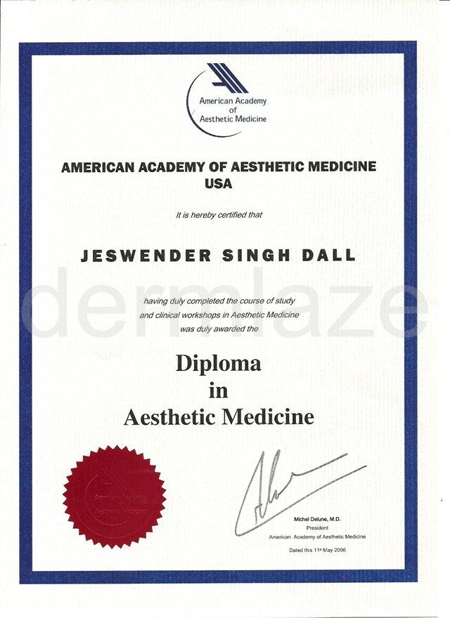 20060511-diploma-aesthetic-medicine