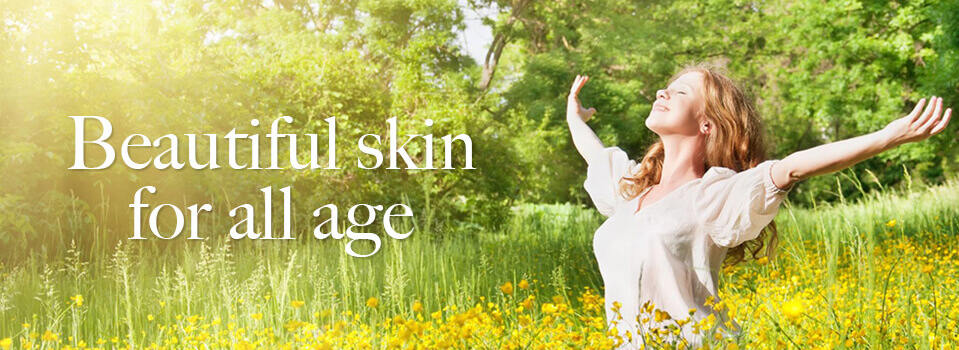 skin and aesthetic services